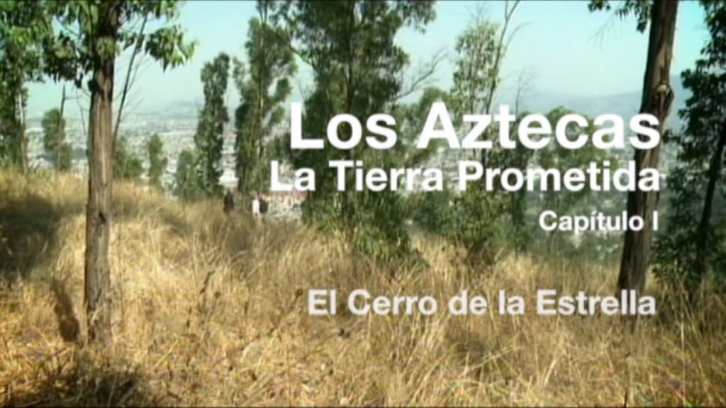 Documental Aztecas